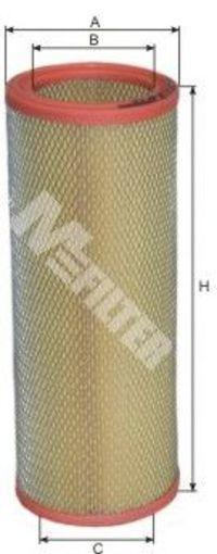 Фильтр воздушный MFILTER A108