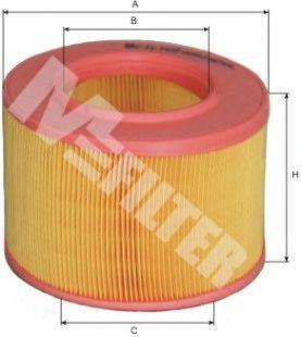 Фильтр воздушный MFILTER A253