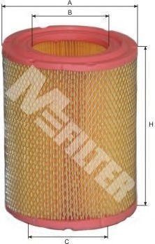 Фильтр воздушный MFILTER A 261