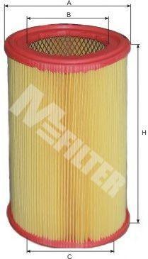 Фильтр воздушный MFILTER A500