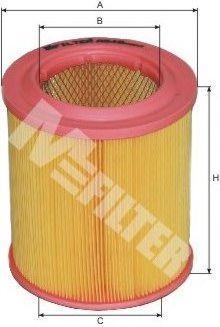 Фильтр воздушный MFILTER A548
