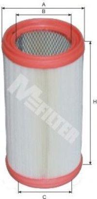 Фильтр воздушный MFILTER A551