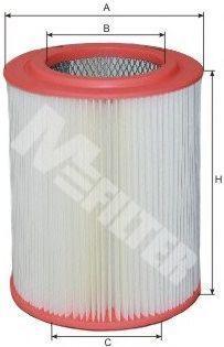 Фильтр воздушный MFILTER A 565