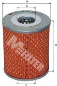 Фильтр масляный MFILTER TE 651