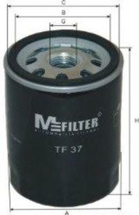 Фильтр масляный MFILTER TF 37