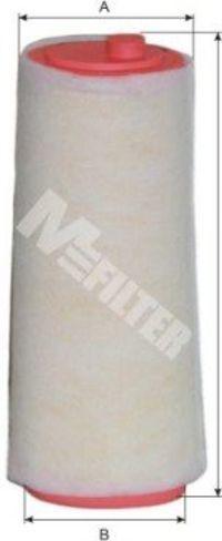 Фильтр воздушный MFILTER A817