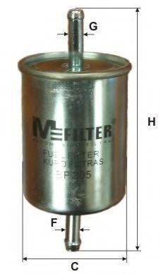 Фильтр топливный MFILTER BF 305