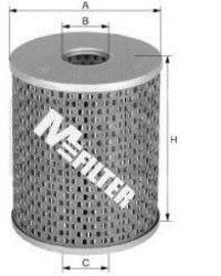 Фильтр топливный MFILTER DE 684