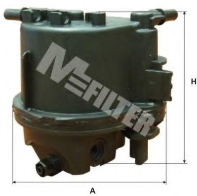 Фильтр топливный MFILTER DF3511