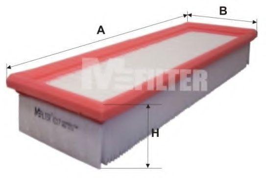 Фильтр воздушный MFILTER K217