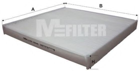 Фильтр салона MFILTER K9045