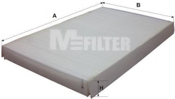 Фильтр салона MFILTER K 929