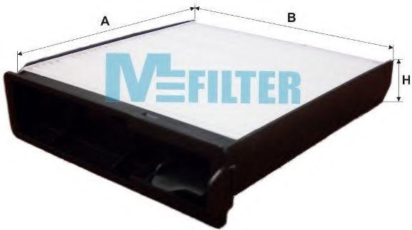 Фильтр салона MFILTER K978
