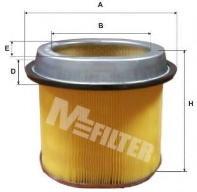 Фильтр воздушный MFILTER A 254