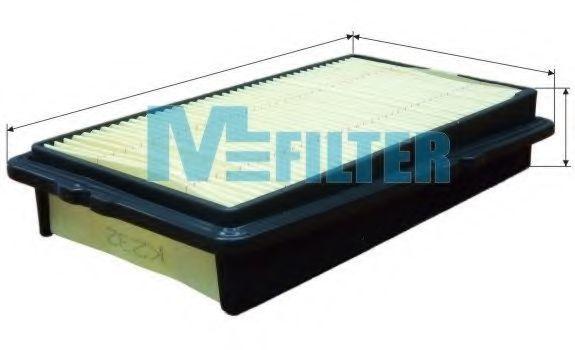 Фильтр салона MFILTER K232