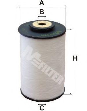 Фильтр топливный MFILTER DE 3108
