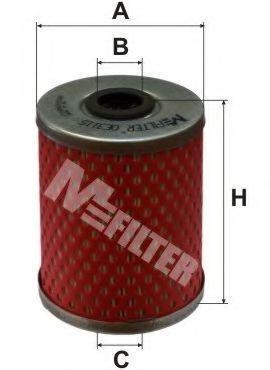 Фильтр топливный MFILTER DE3115