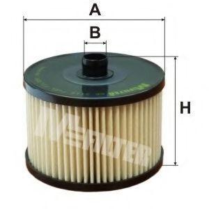 Фильтр топливный MFILTER DE3116