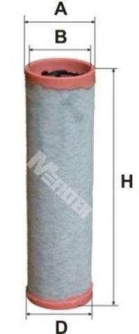 Фильтр воздушный MFILTER A 582/1