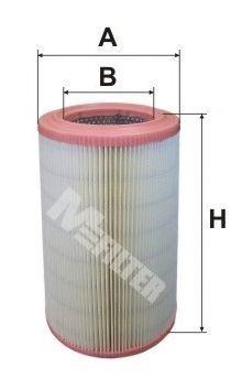 Фильтр воздушный MFILTER A8046