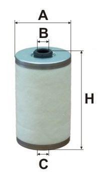 Фильтр топливный MFILTER DE 3110