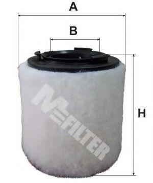 Фильтр воздушный MFILTER A8047