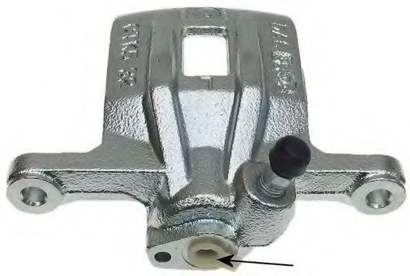 Суппорт тормозной HELLA PAGID 8AC355380611