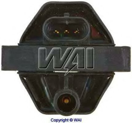 Катушка зажигания WAI CDR49