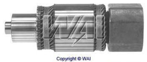 Ротор стартера WAI 619113