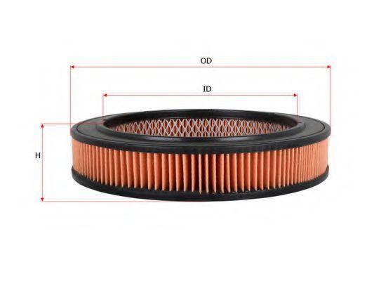 Купить Фильтр воздушный SAKURA A1015