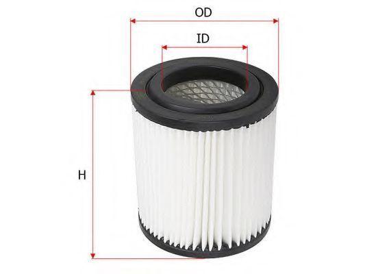 Фильтр воздушный SAKURA A1647