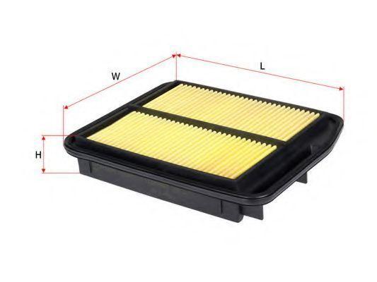 Фильтр воздушный SAKURA A1669