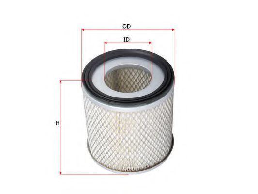 Купить Фильтр воздушный SAKURA A1712
