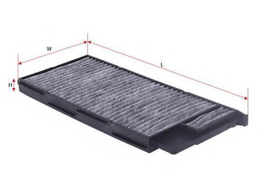 Фильтр салона угольный SAKURA CAC11220