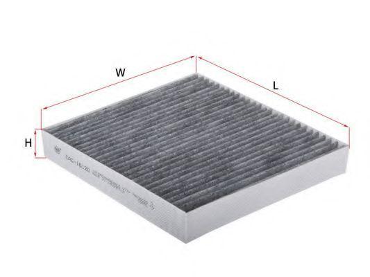Фильтр салона угольный SAKURA CAC18120