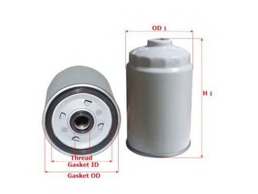 Фильтр топливный SAKURA FC-19070
