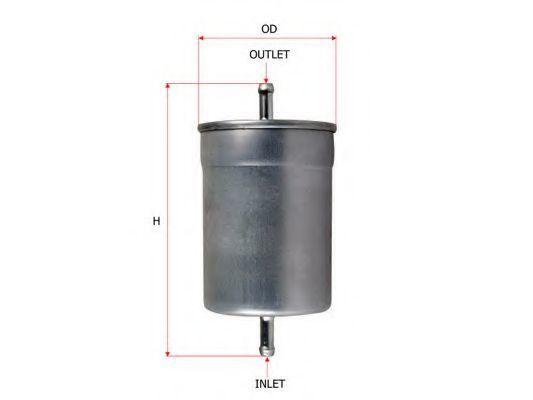 Купить Фильтр топливный SAKURA FS2602