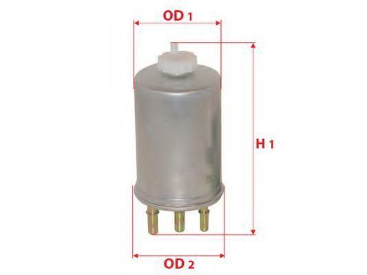Купить Фильтр топливный SAKURA FS29090
