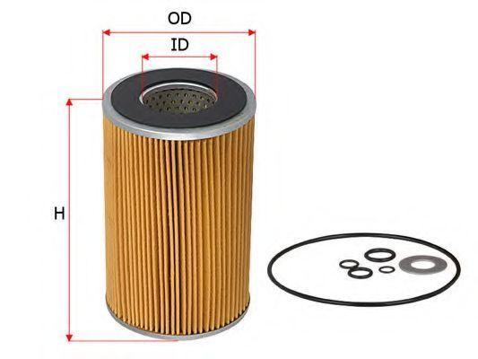 Купить Фильтр масляный SAKURA O1301