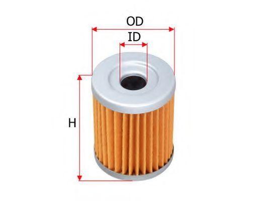 Фильтр масляный SAKURA O-9301