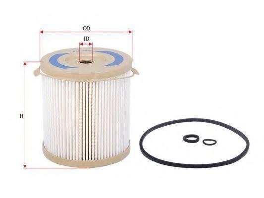 Купить Фильтр топливный SAKURA SF191310