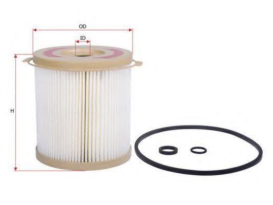 Купить Фильтр топливный SAKURA SF191330