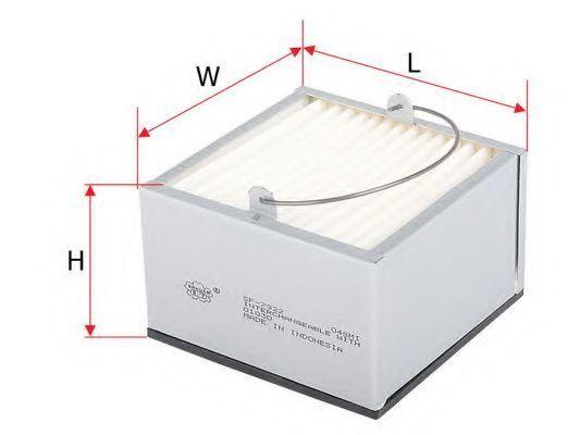 Купить Фильтр топливный SAKURA SF7922