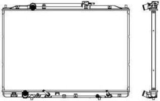 Радиатор охлаждения SAKURA 3071-8501