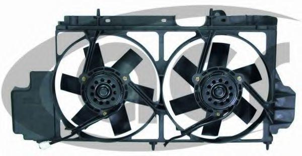 Вентилятор, охлаждение двигателя ACR 330064