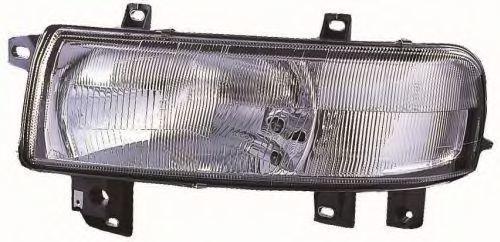 Фара основная DEPO 551-1143R-LD-EM