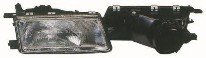 Фара основная DEPO 442-1105L-LD-EM