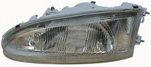 Фара основная DEPO 214-1127L-LD-E