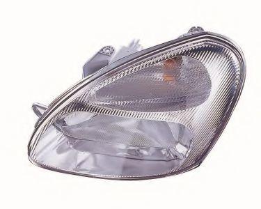 Фара основная DEPO 222-1109L-LD-EM