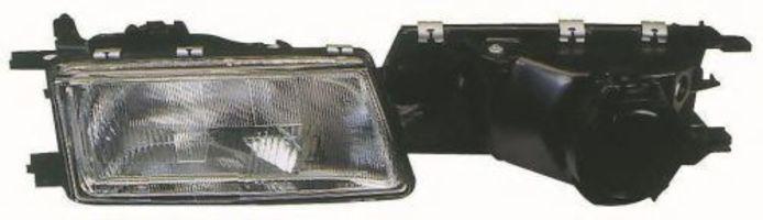 Фара основная DEPO 442-1107L-LD-EM